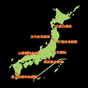 hp日本地図